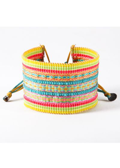 Armband COLLAGE MULTICOLOR